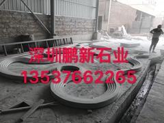 深圳路沿石 路边石 道路缘石加工 市政工程专用石材