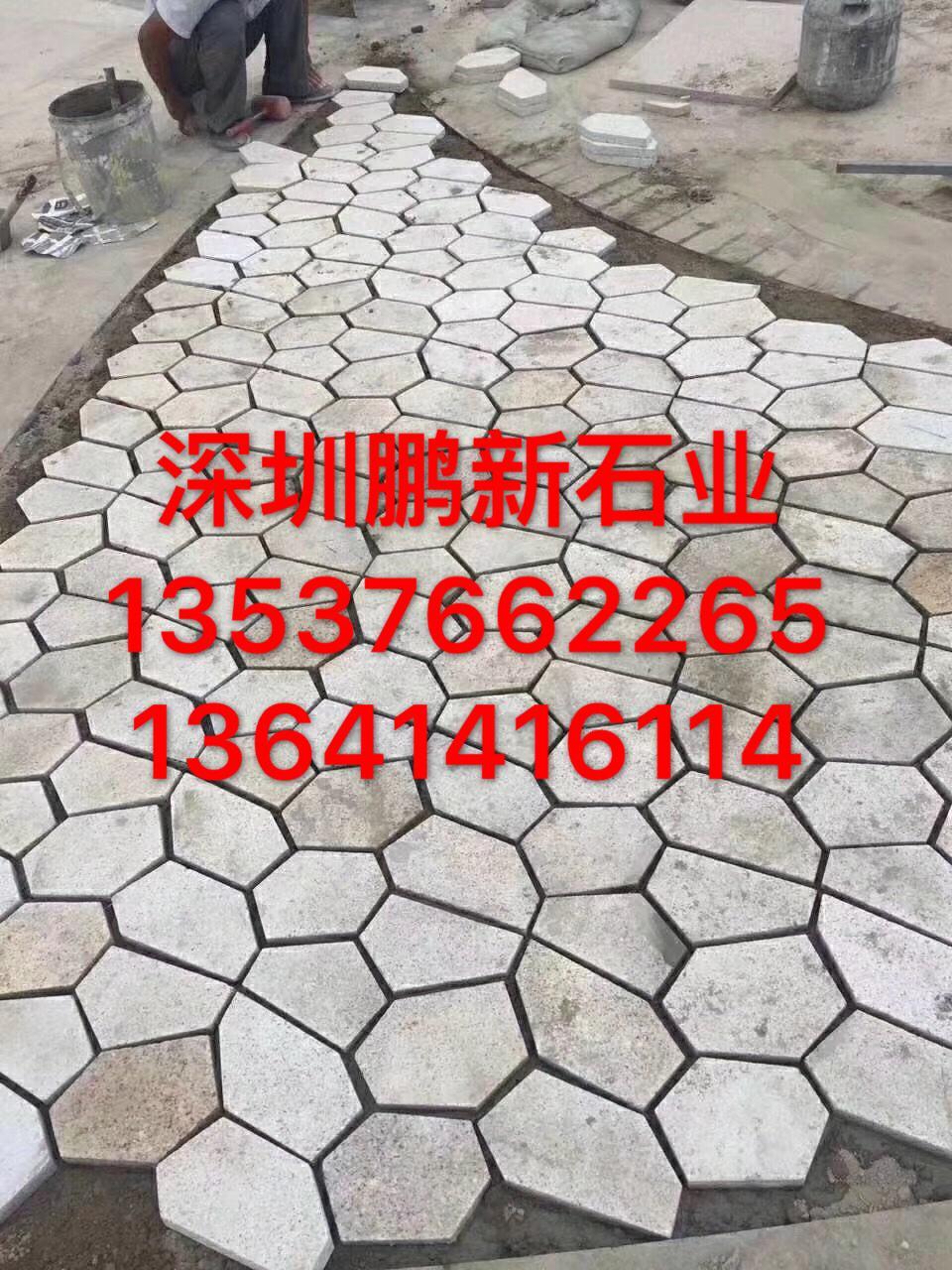 深圳联排别墅外墙石材效果 园林小区别墅石材外墙 3