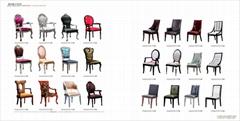 杭州傢具廠定做實木桌椅