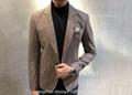 男裝西服長袖外套秋裝韓版時尚商