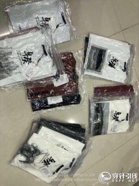 男士休闲纯棉短袖新款夏季韩版时尚短袖T恤简约百搭圆领套头 2