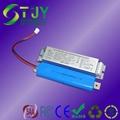 LED圓形面板燈降功率應急電源一體化 2