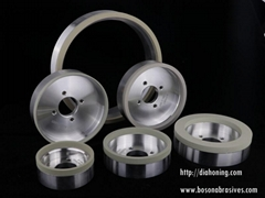 Vitrified Bonded Diamond Grinding Wheels for PCD inserts grinding