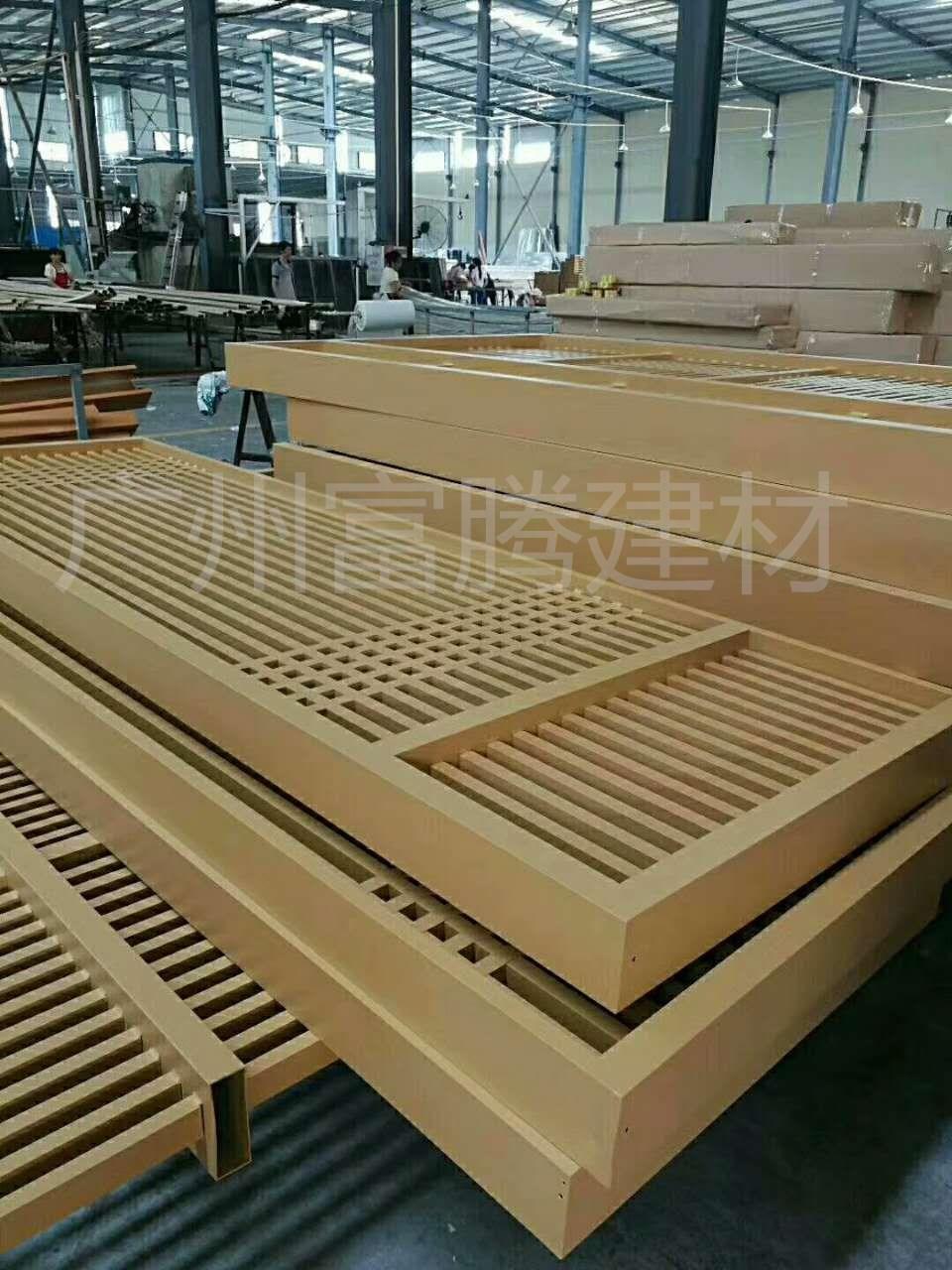 廠家直銷訂製鋁單板,鋁方通,鋁扣板,鋁窗花 1