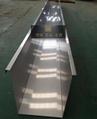 定製不鏽鋼天溝水槽 3