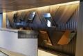 訂製不鏽鋼造型背景牆 2