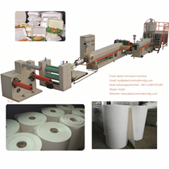 EPE200 Foam Sheet Production Line