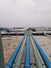 中国制造Fstpipe铝气管和钢管价格
