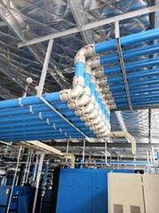 Fstpipe工業超空壓機空氣管路系統