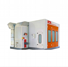 China paint spray booth auto painting room
