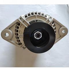 heavy duty truck auto parts alternator assembly 0124655120 150A factory direct