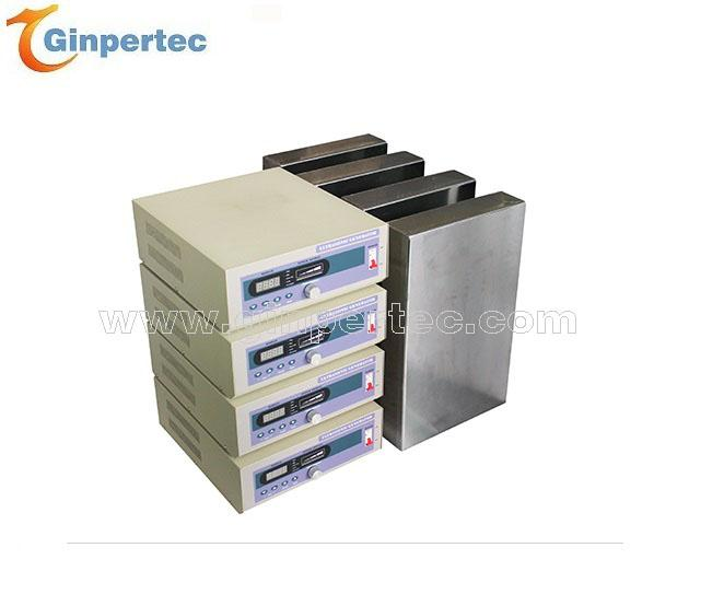 Customized Immersion Ultrasonic Cleaner Ultrasonic Transducer Pack SUS 1