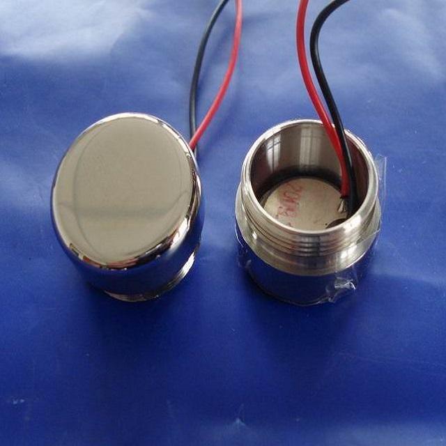 1mhz 23mm  ultrasonic medical piezo transducer