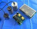 Algae control ultrasonic devices