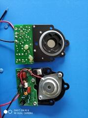 humidifier atomizing transducer