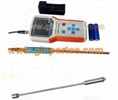 ultrasonic energy frequency analyzer (sound intensity meter)