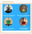 Laboratory ultrasonic cell pulverizer (crusher or ultrasonic cracker)