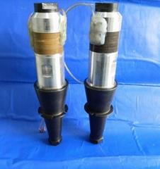 15KHZ ultrasonic  transducer for plastic machine