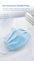 Surgical Disposable face mask maker 3ply in stocks