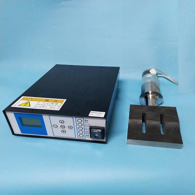 Ginpertec Ultrasonic 20khz 2000W for ultrasonic mask machine