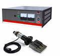 Ginpertec Ultrasonic Welding Transducer Booster Horn For Nonwoven Face Machine