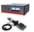 Ginpertec 20khz 2000W Ultrasonic Welding generator Converters Welding Transducer