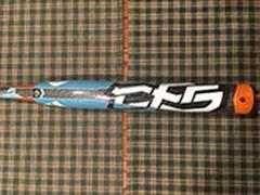 USED 2012 DEMARINI CF5 SPRITE FASTPITCH SOFTBALL BAT 33-22 (-11) CFS12 ASA/USSSA