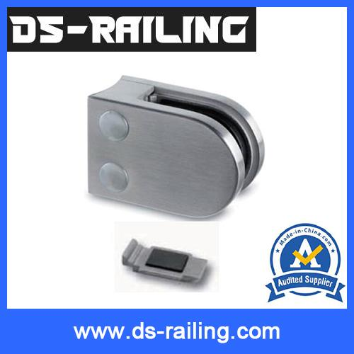 304 316 Casting Stainless Steel Round Glass Handrial Clamp 1