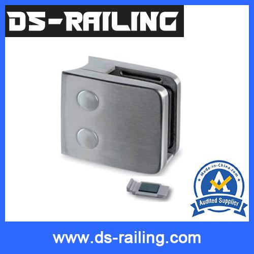 304 316 Casting Stainless Steel Round Glass Handrial Clamp 3
