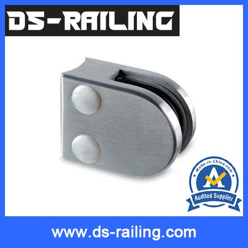 304 316 Casting Stainless Steel Round Glass Handrial Clamp 4
