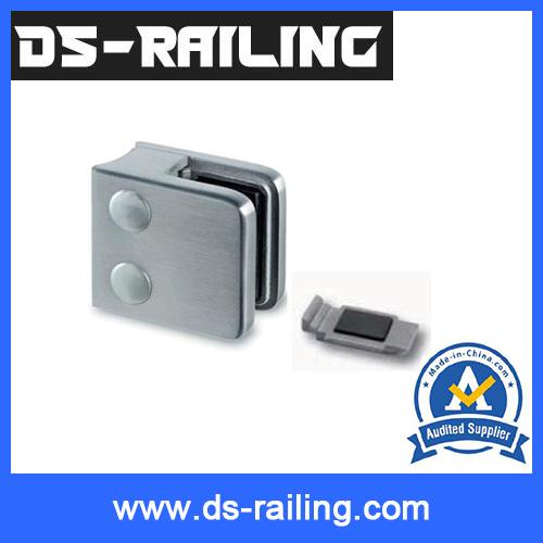 304 316 Casting Stainless Steel Round Glass Handrial Clamp 5