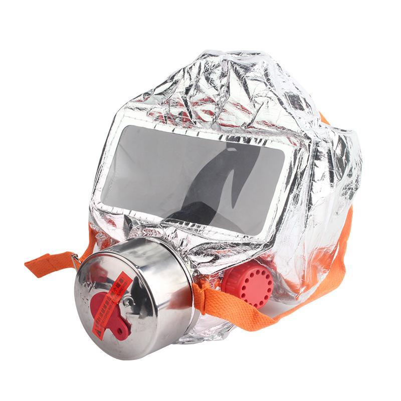 友安消防TZL30消防過濾式消防毒面具 4
