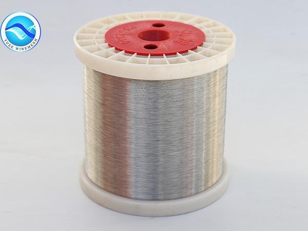Stainless Steel Hydrogen Annealing Wire (Flexible Hose Media) 1