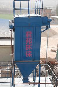 河北燃煤鍋爐單機布袋除塵器生產廠家直供 5