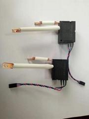 Single phase latching relay