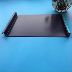 會所25-330鋁合金立邊咬合金屬屋面系統0.7mm