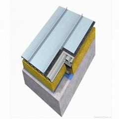 展廳32-410鋁合金立邊咬合金屬屋面系統0.7mm