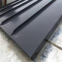 住宅32-310鋁合金立邊咬合金屬屋面系統0.7mm