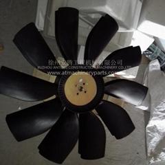 ZL50G散热器水箱风扇800101409 F760-25.4-60-10C