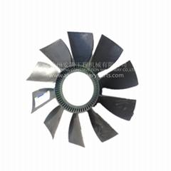 ZL30G配件散热器水箱风扇F600-25.4-60-10C 803502523
