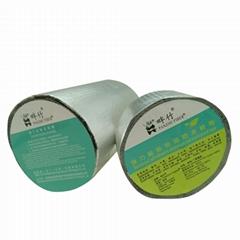 high quality self-adhesive Aluminium lamination butyl tape caulk with waterproof