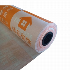 high quality easily removed surface protective film against scratches while refu