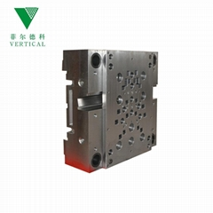 Hot selling plastic cosmetic injection mould makeup mold parts