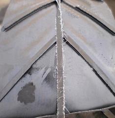 Pattern Conveyor Belt (Chevron Conveyor Belt)