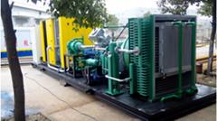 螺杆活塞串聯式空氣壓縮機系列空壓機
