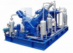 天然氣壓縮機系列空壓機
