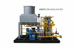 LNG加气站BOG回收压缩机