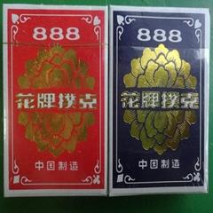 888 花牌撲克