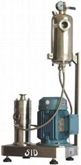 硅改性氧化铝纳米分散机
