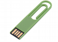 Paper clip USB flash drive 1